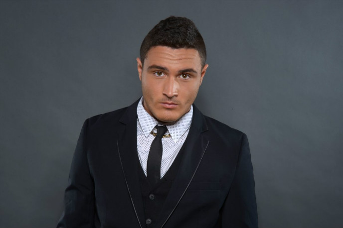 Nadav Guedj is only 16.