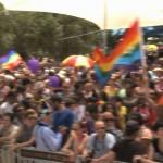 Tel Aviv celebrates Gay Pride