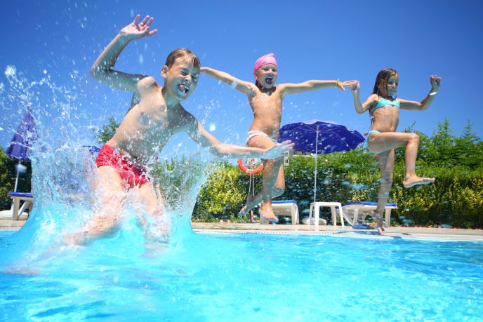 Israel is a kid's paradise. Photo via www.shutterstock.com