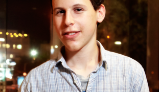 21-year-old Ben Lang, CEO of Mapme