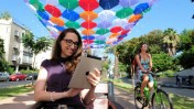 Tel Aviv provides free citywide Wi-Fi. Photo by Kfir Sivan/Tel Aviv Global