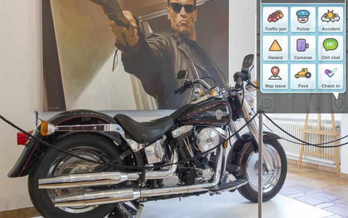 The Terminator voices Waze navigation | ISRAEL21c