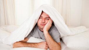 New hope for sleep strugglers. Image via Shutterstock