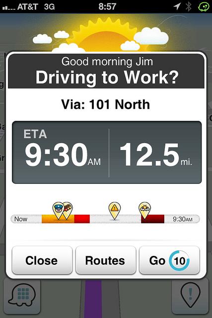 Waze navigation app is launching a carpooling pilot program, RideWith.