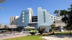 Soroka University Medical Center. Photo: courtesy