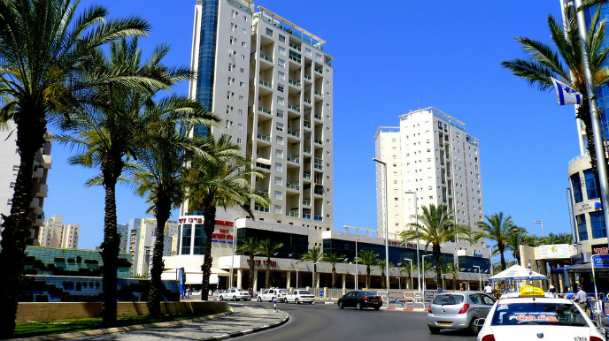 ashdod city center