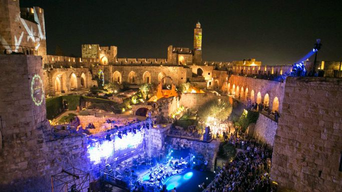Jerusalem's heritage, personality, culture, and cuisine highlighted in TIME's travel bucket list. (Photo: Jerusalem Municipality)