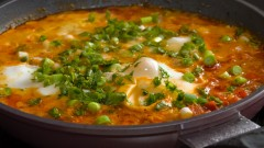 Shakshuka. Photo via www.shutterstock.com