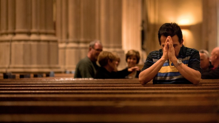 Keeping churches safe. Image via Shutterstock.com