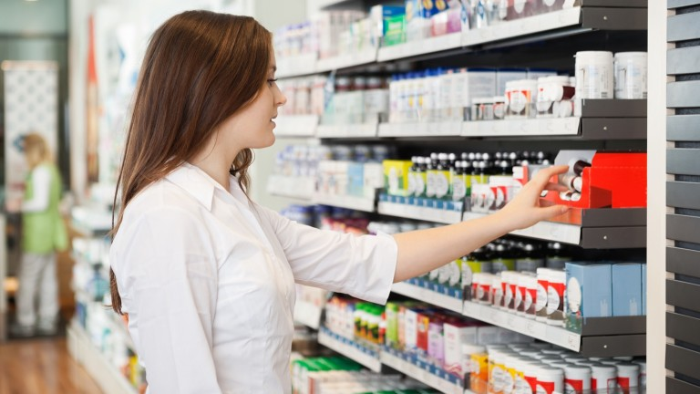 New hemorrhoid treatment coming soon to a pharmacy near you. Photo via Shutterstock.com