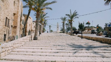 Jaffa. Photo courtesy Gear Patrol