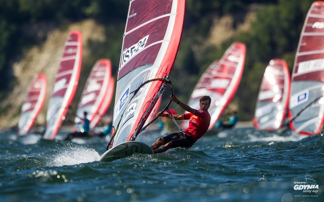 Israelis sail to victory at RS:X Youth Worlds 2015. (Photo by Robert Hajduk/ShutterSail.com)