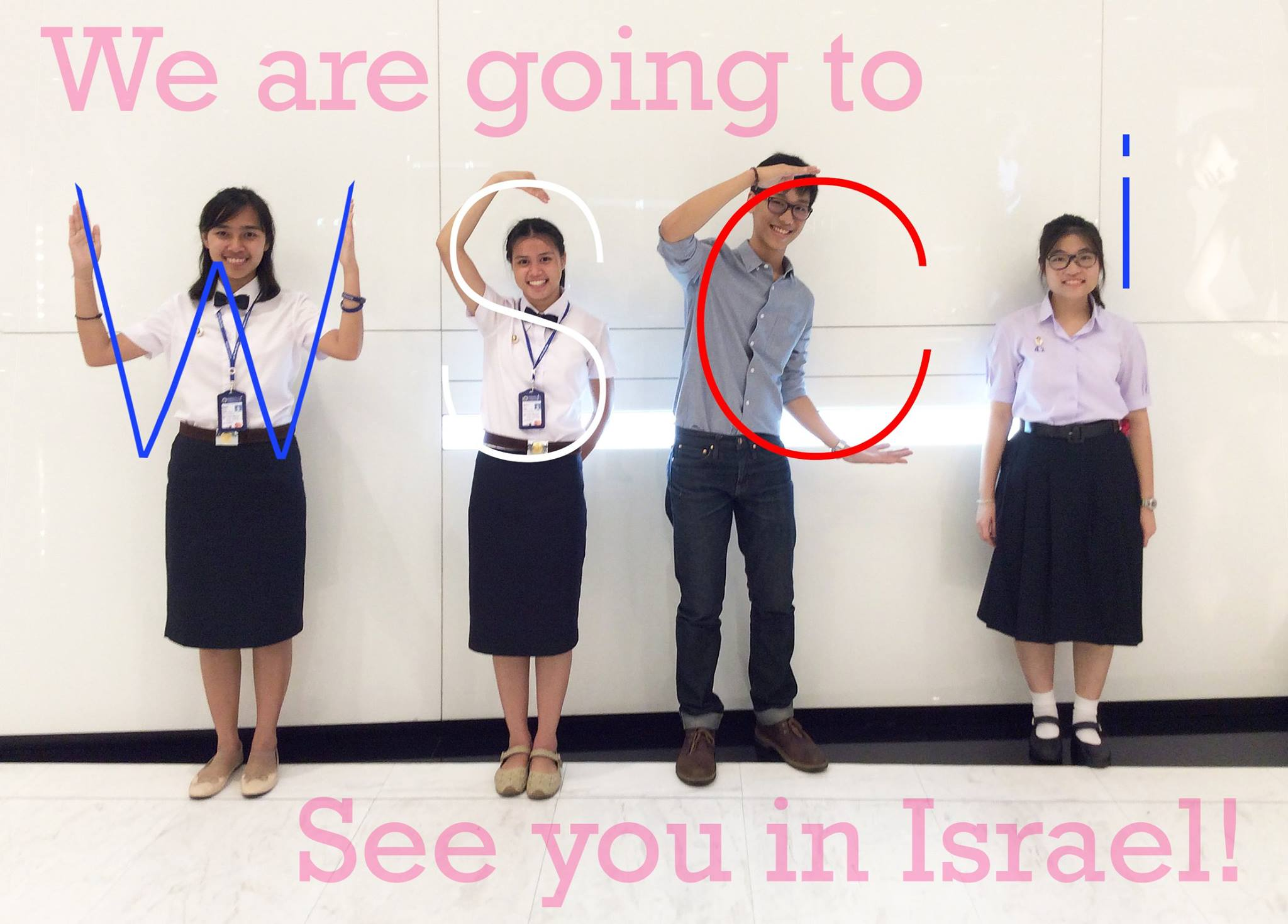 Thai delegation announces its upcoming participation at WSCI. Photo: WSCI Facebook