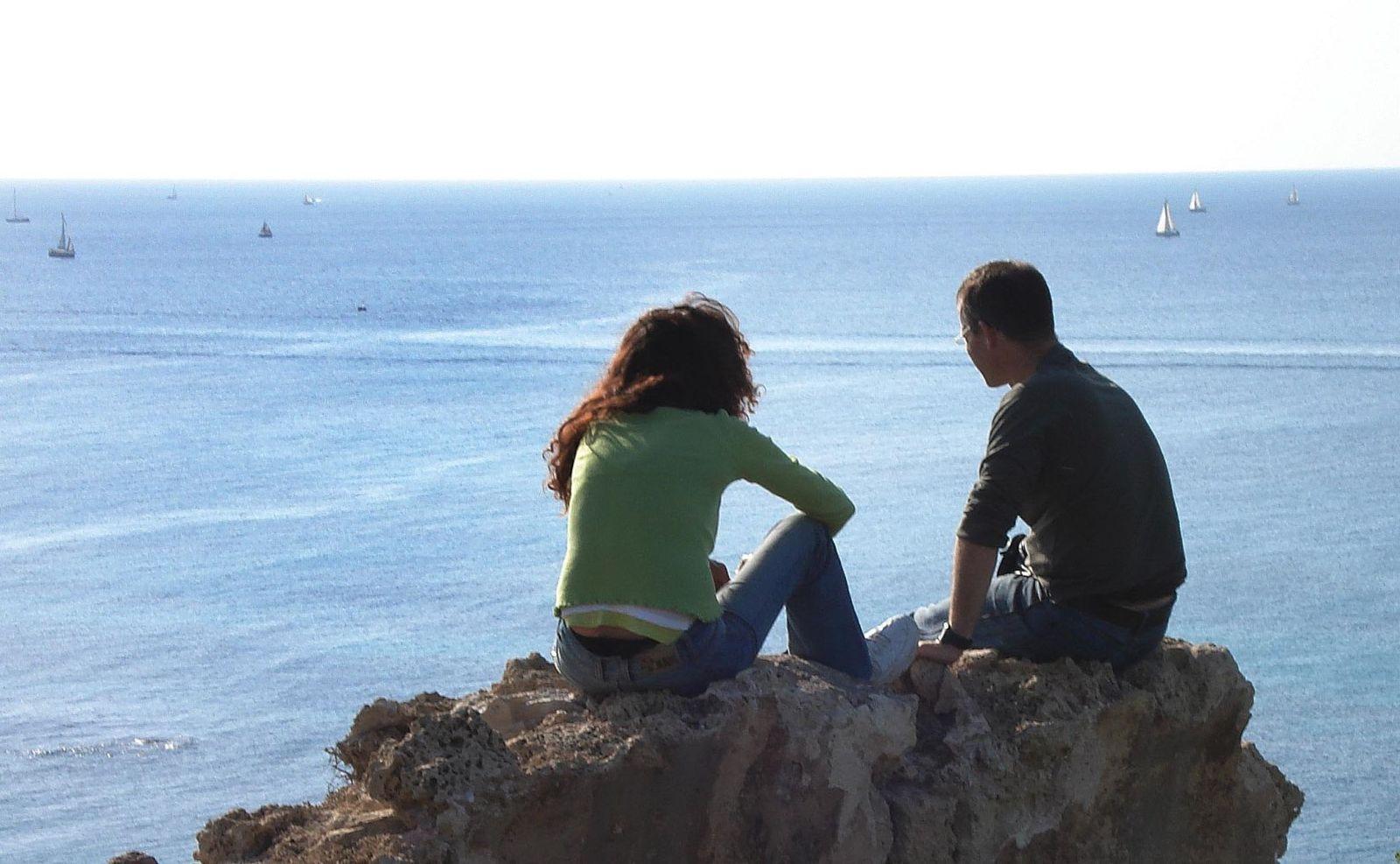 Awesome vistas from Apollonia National Park, Herzliya. Photo by Lara Hart/FLASH90