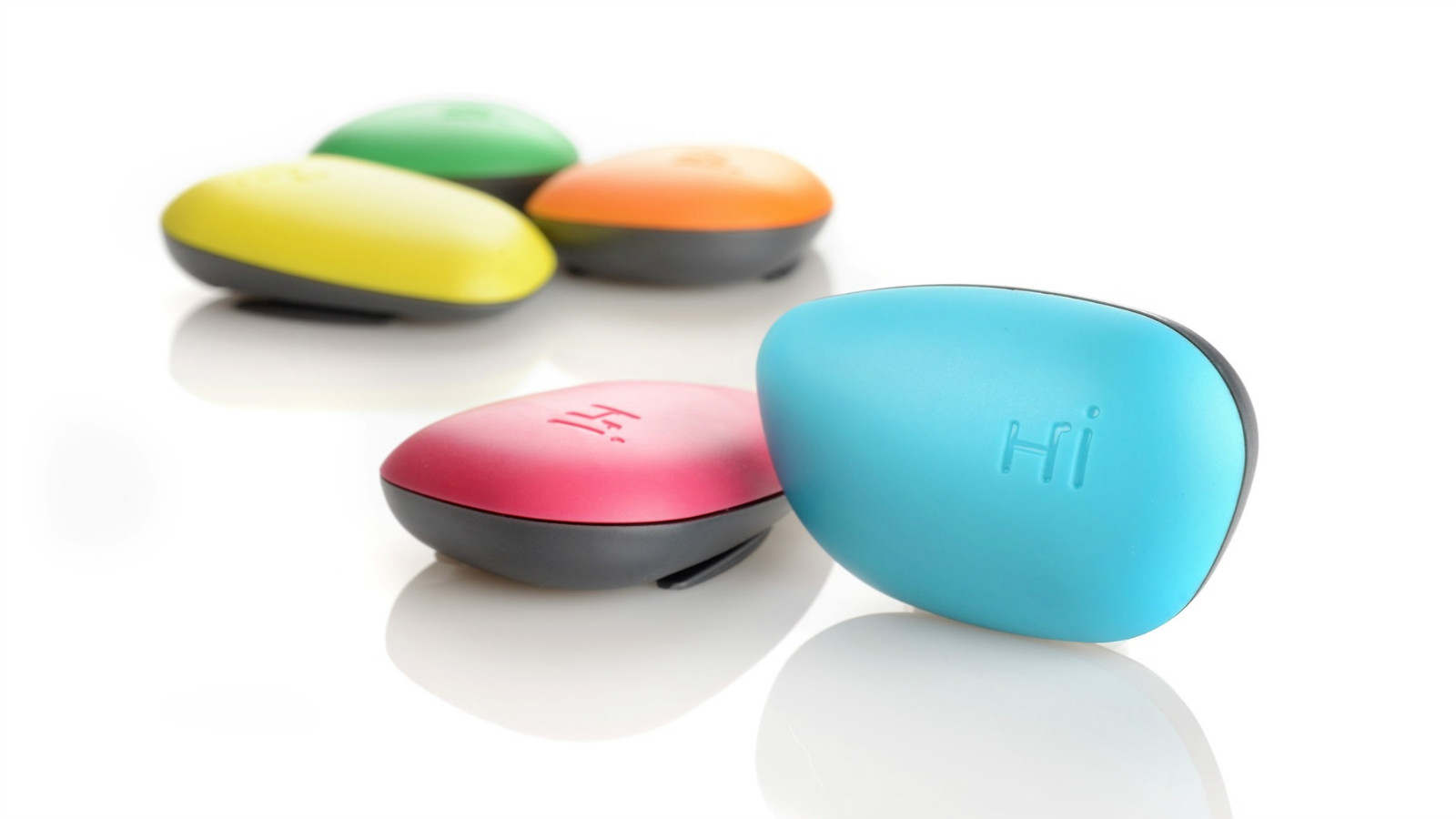 The device comes in a variety of colors. Photo courtesy of Hachiko