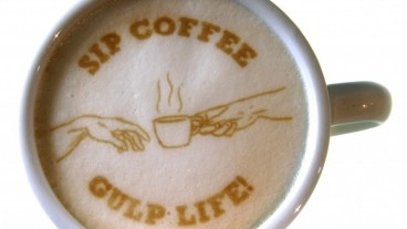 The Ripple Maker is changing coffee culture. Photo: courtesy