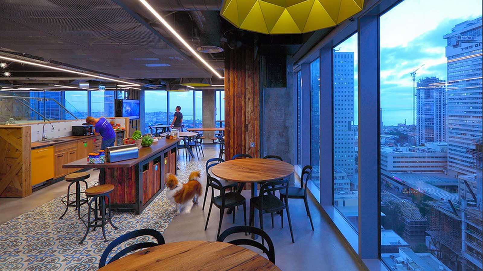 google tel aviv office features of the most fabulous offices in israel israel21c