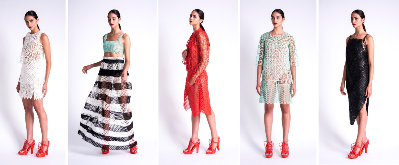 World S First Fashion Collection Printed At Home Israel21c