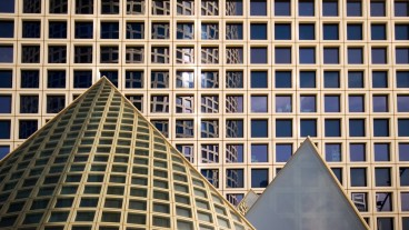 Azrieli Center in Tel Aviv. Photo via www.shutterstock.com