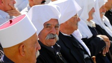 Members of Israel's Druze community. Photo via www.shutterstock.com