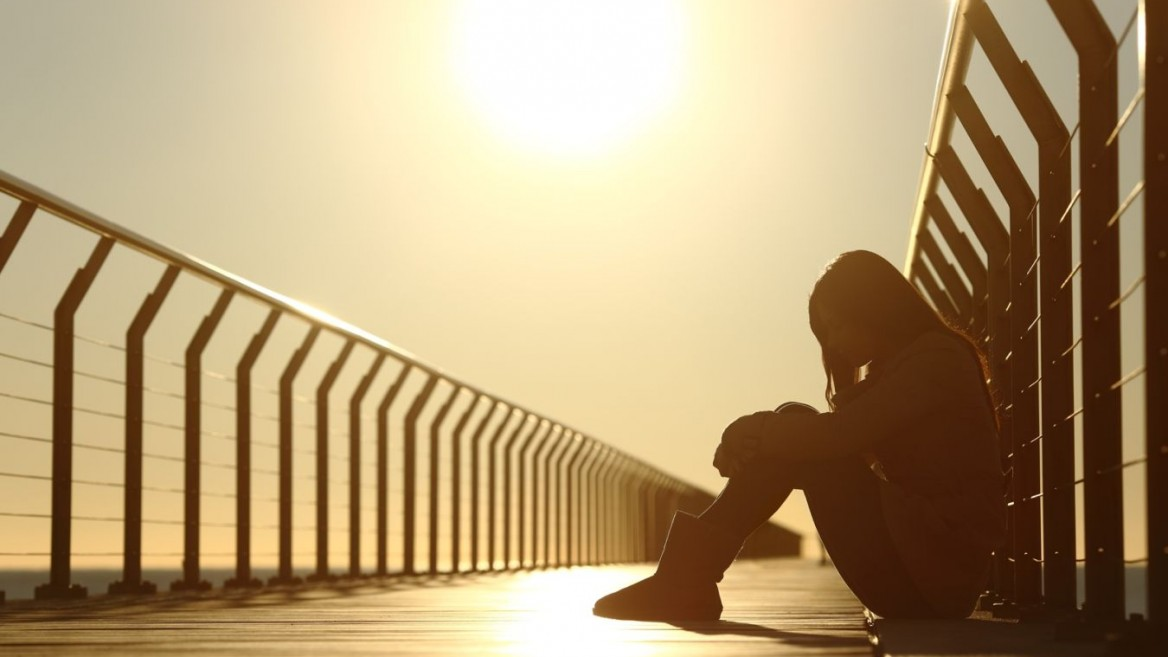Study on depression could impact future development of anti-depressant medications. Image via Shutterstock.com