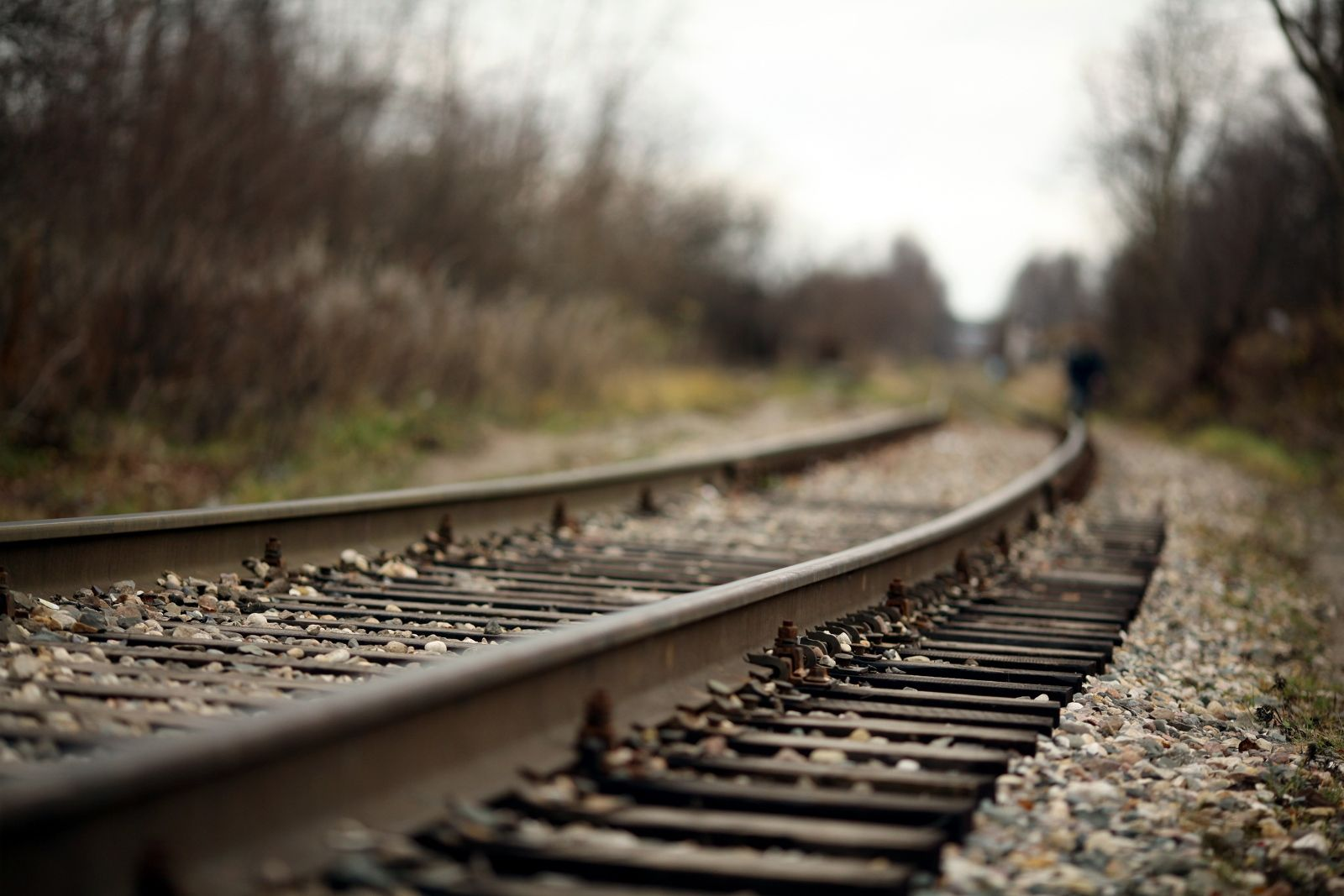 The Rail Safe system alerts the driver to obstacles up to 2 kilometers away. Image via Shutterstock.com