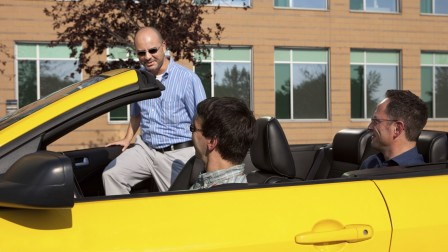 Can you trust your rideshare driver? Image via Shutterstock.com