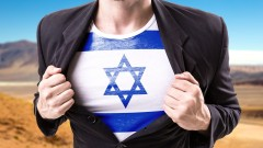 """Israel is a water superpower,"" Siegel writes. Image via Shutterstock.com"