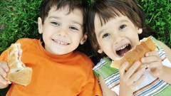 A whole-grain white bread children won't reject. Image via Shutterstock.com
