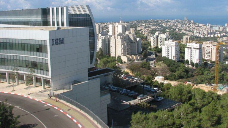 IBM Haifa Research Lab. Photo via Wikipedia