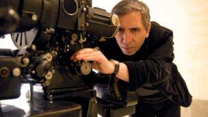 Iranian director Mohsen Makhmalbaf. Photo courtesy of the Haifa International Film Festival