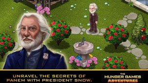 The Hunger Games Adventures was designed and developed by Israel-based Funtactix.