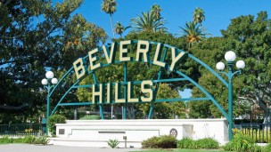 Beverly Hills. Photo by Shutterstock.com