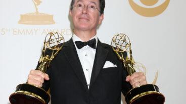 Stephen Colbert. Image via www.shutterstock.com