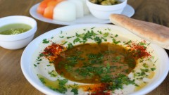 Can hummus spark greater coexistence? Photo by Chen Leopold/FLASH90