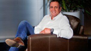 Eyal Waldman. CEO of Mellanox Technologies. Photo: courtesy