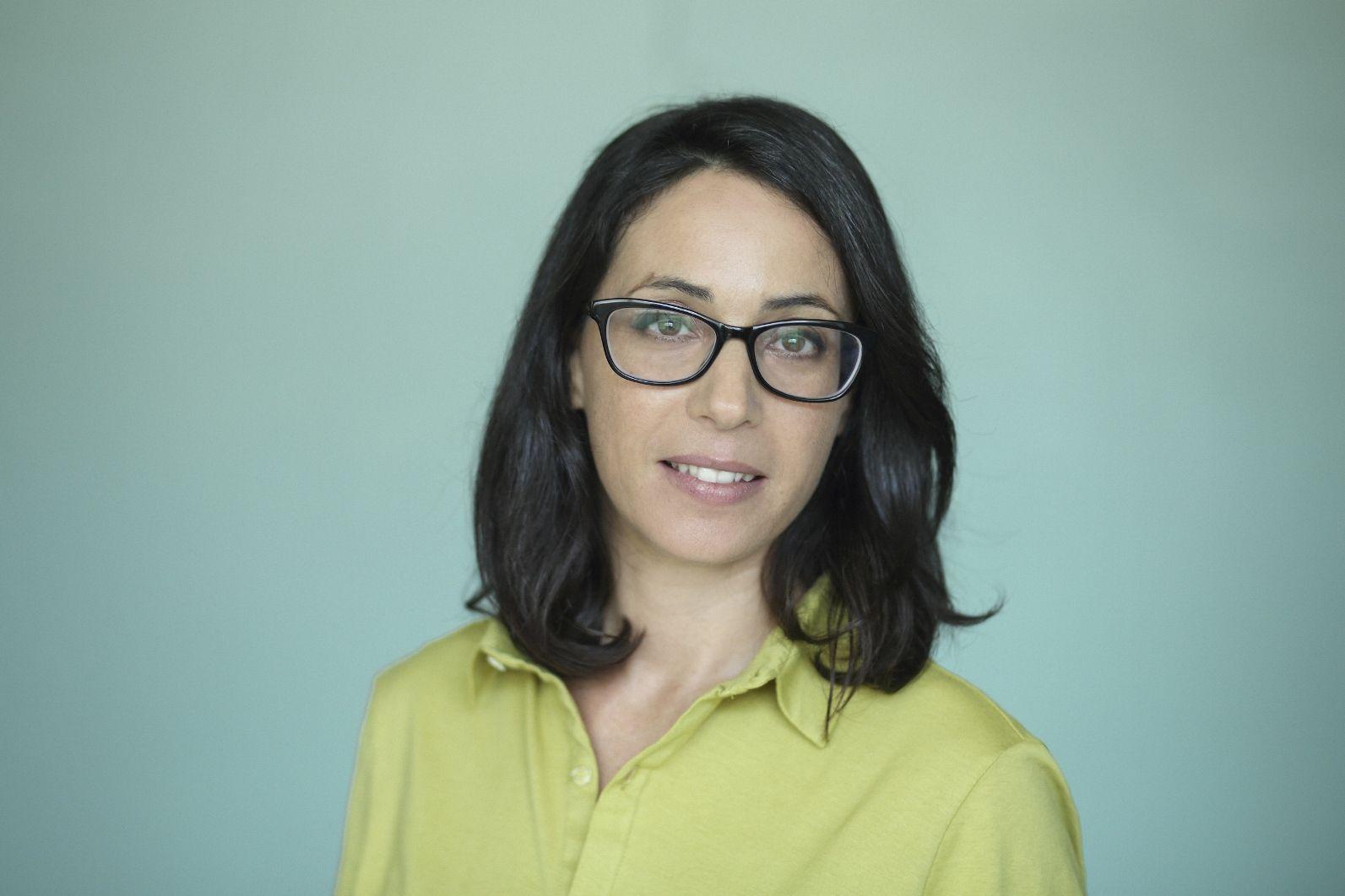 Yael Cohen of Justine Hats. Photo by Yifat Verchik