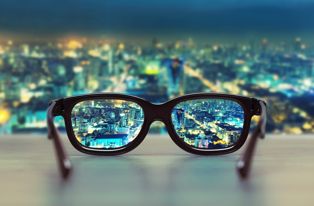 7bebf38286 Omnifocals could change the way we view the world. Photo by  www.shutterstock.com