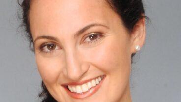 Ashleigh Talberth, a cofounder of the Israel-California Green-Tech Partnership. Photo: courtesy