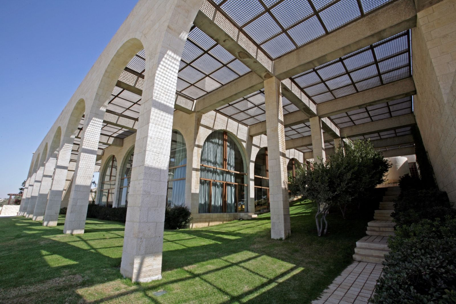 Jerusalem Center for Near Eastern Studies. Photo by Natan Dvir