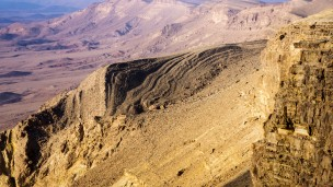 Mitzpe Ramon. Photo via www.shutterstock.com