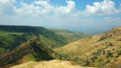 Oil has been discovered under the Golan Heights. Photo via www.shutterstock.com
