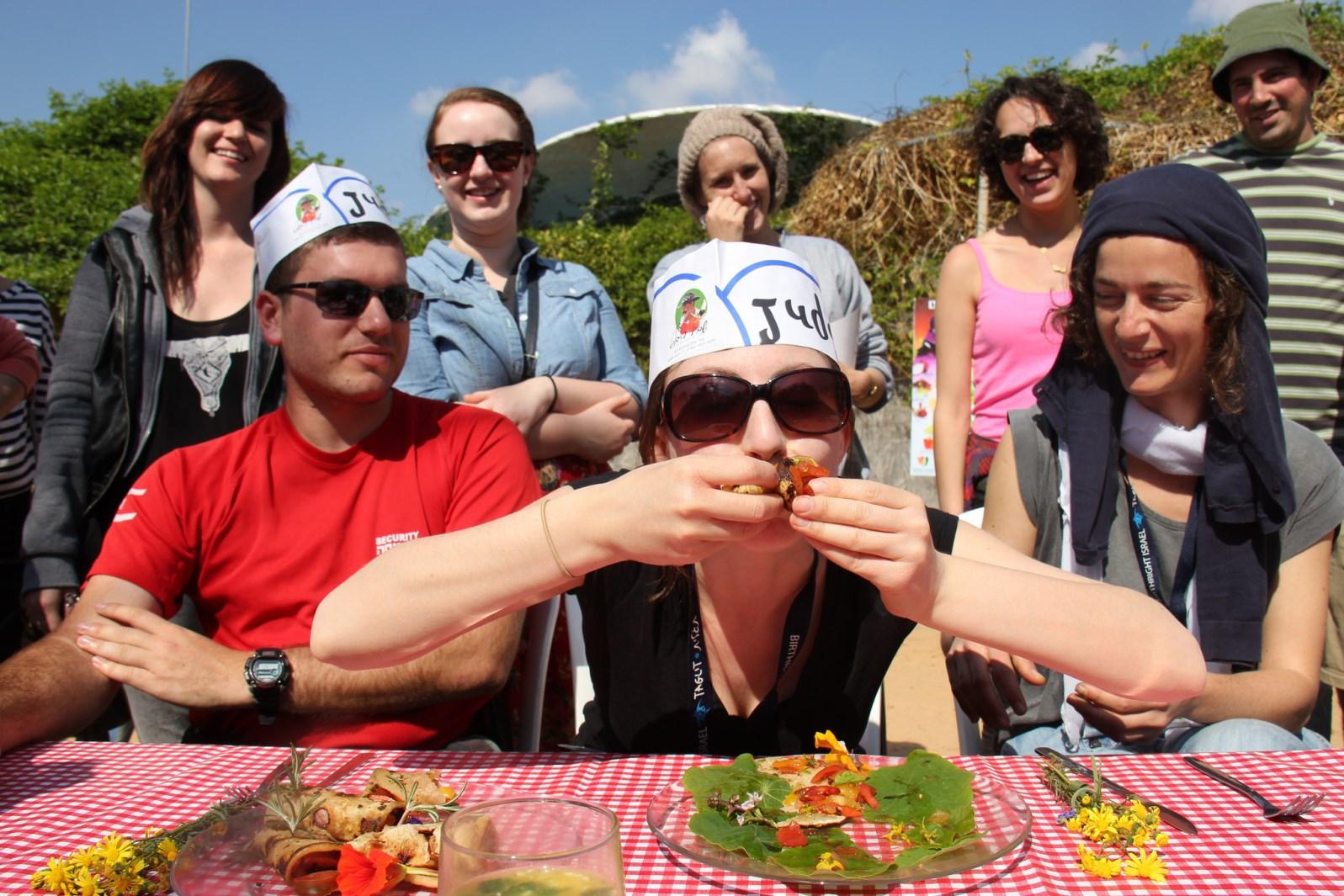 On the Salad Trail (Shvil Hasalat). Photo: courtesy