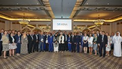 Participants in the IRENA 10th Council in Abu Dhabi, November 24-25, 2015. Photo courtesy of IRENA