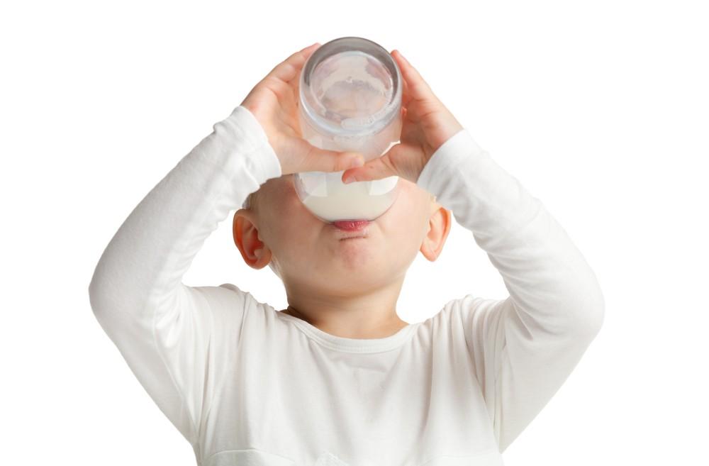 Milk aids growth in children. Photo by www.shutterstock.com