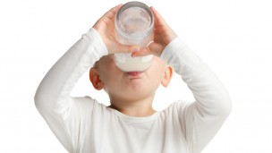 Milk aids growth in children. Photo by www.shutterstock.com