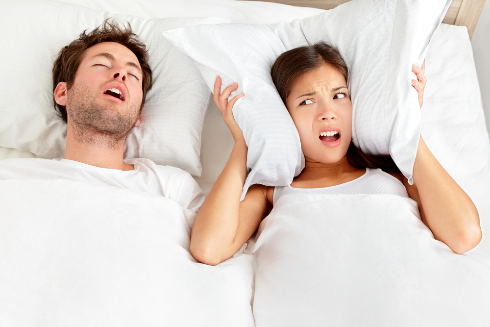 shutterstock 98479304 - SNORING EXPLAINED SYMPTONS, CAUSES AND TREATMENT SNORING COULD BE DANGEROUS!