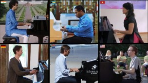"YouTube screenshot of ""United Pianos."""