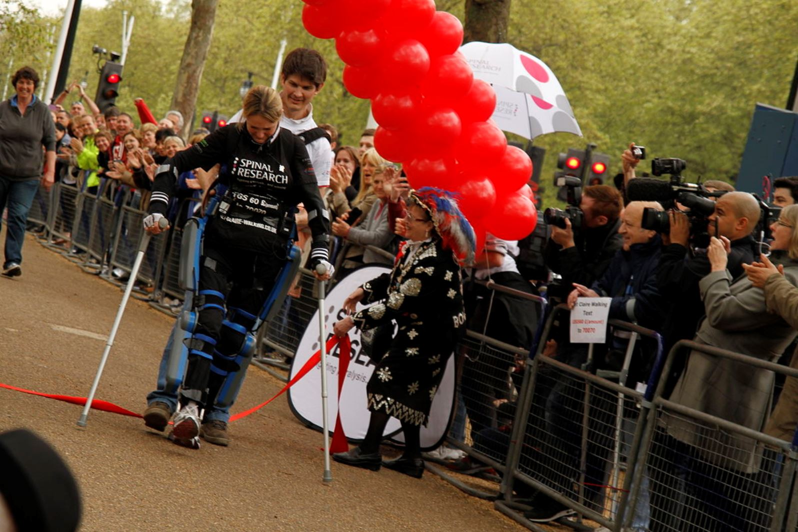 Jerusalem Marathon Wikipedia: ReWalk And Harvard Plan 'soft Suit' For Stroke, MS