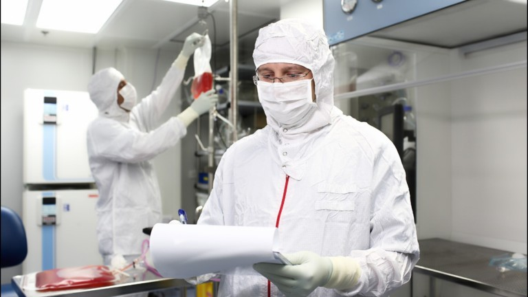 The Haifa-based company's PLX-R18 cells will be studied as a potential treatment for radiation-induced damage to the skin, lungs and gastrointestinal tract. Photo: courtesy